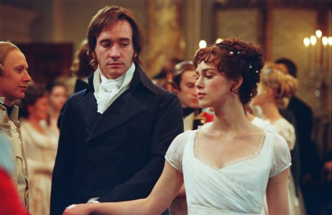 Lizzie and Mr Darcy (any excuse I'm afraid)